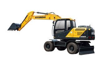 现代R150WVS PRO挖掘机