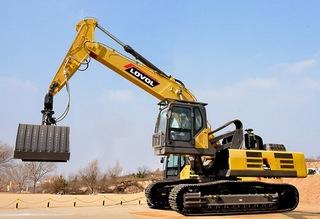 雷沃重工FR500E2-RG挖掘机