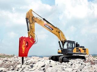 雷沃重工FR560E2-HD挖掘机