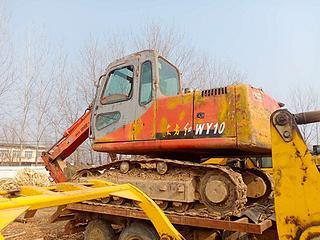 東方紅 DFH-WY10 挖掘機圖片
