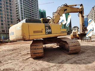 小松PC350LC-8挖掘机