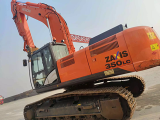 日立ZX350LC-5B挖掘机