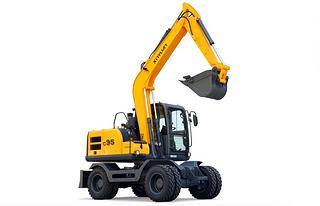 新源C95W挖掘机