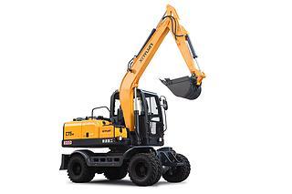新源C75W挖掘机