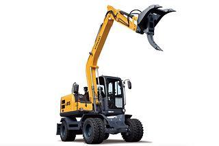 新源C85W加长臂挖掘机