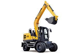 新源 C85W 挖掘機圖片