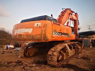 斗山SOLAR500LC-V挖掘机