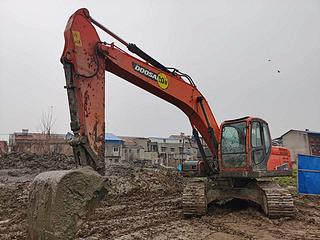 斗山DX215-9C-OEM挖掘机