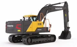 沃尔沃EC200EAG挖掘机