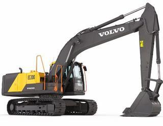 沃尔沃EC200ES挖掘机