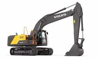 沃尔沃EC210ES挖掘机