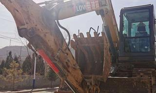 雷沃重工FR75E挖掘机