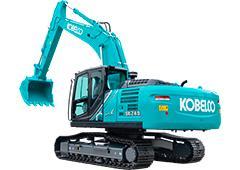 神钢SK245-10 SuperX挖掘机
