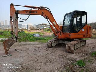 重庆勤牛 QN70 挖掘机图片