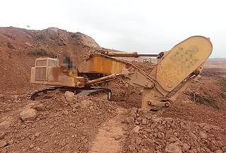 小松PC850-8E0挖掘机