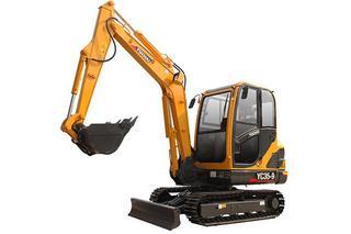 玉柴YC35-9挖掘机