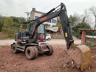雷道机械 LD517875G 挖掘机