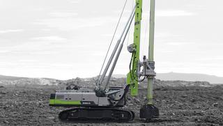 中联重科ZR360C-3K旋挖钻