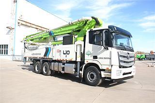 雷萨重机 BJ5339THB-XD(L10-50米) 泵车