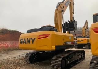 三一重工SY255H DPC挖掘机