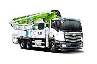 雷萨重机 BJ5339THB-XD(L10-47米) 泵车