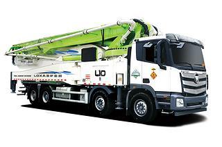 雷萨重机 BJ5449THB-XD(L10-56米) 泵车
