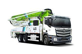 雷萨重机 BJ5339THB-XD(L10-52米) 泵车
