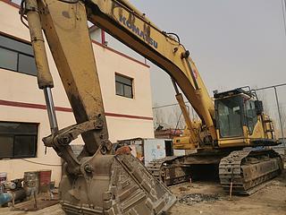 小松PC650LC-8挖掘机