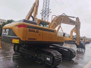 山东临工E6205FS挖掘机