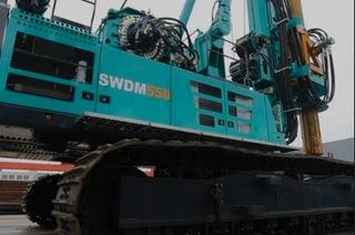 山河智能 SWDM550H2 旋挖钻