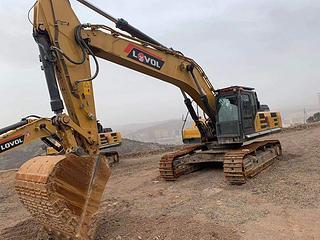 雷沃重工FR510E-HD挖掘机