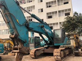 山河智能SWE580EJ挖掘机