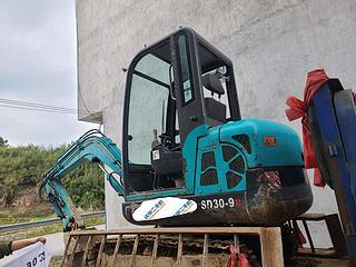 山鼎SD30-9B挖掘机