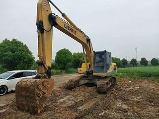 力士德SC210.8E挖掘机