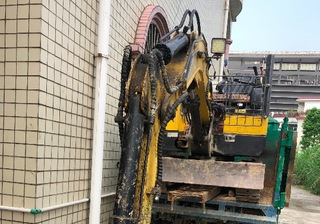 沃特VTW25挖掘机