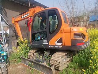 斗山DX75-9CN ACE挖掘机