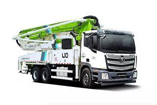 雷萨重机 BJ5359THB-XD(L10-52米) 泵车