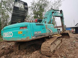 神钢SK350-8挖掘机