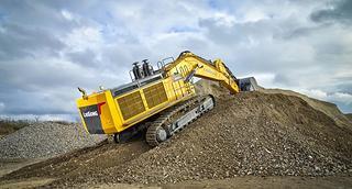 柳工CLG995FDM挖掘机