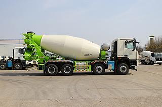 雷萨重机 BJ5313GJBY6GRL-07(TX408) 搅拌运输车