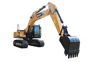 三一重工SY205C挖掘机