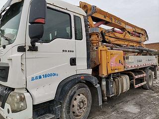 徐工 XZJ5160THBZ 泵车