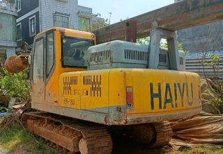 海誉机械 HR150 旋挖钻