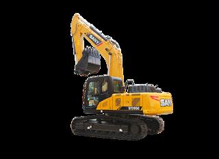 三一重工SY205DPC挖掘机