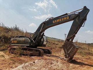 三星 SE400 挖掘機圖片