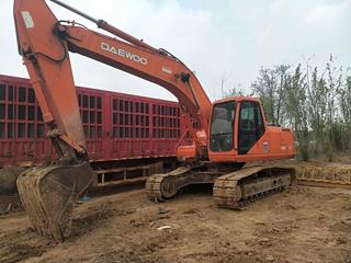 大宇 DH300LC-V  挖掘機圖片