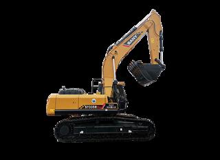 三一重工SY335H Pro挖掘机