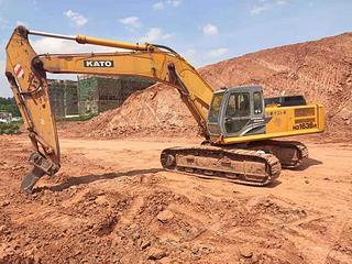 加藤 HD1636R 挖掘机