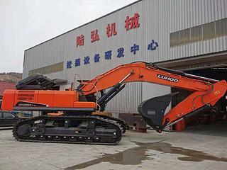 陆弘机械DX550LC-9挖掘机
