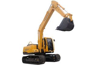 玉柴YC135-6挖掘机